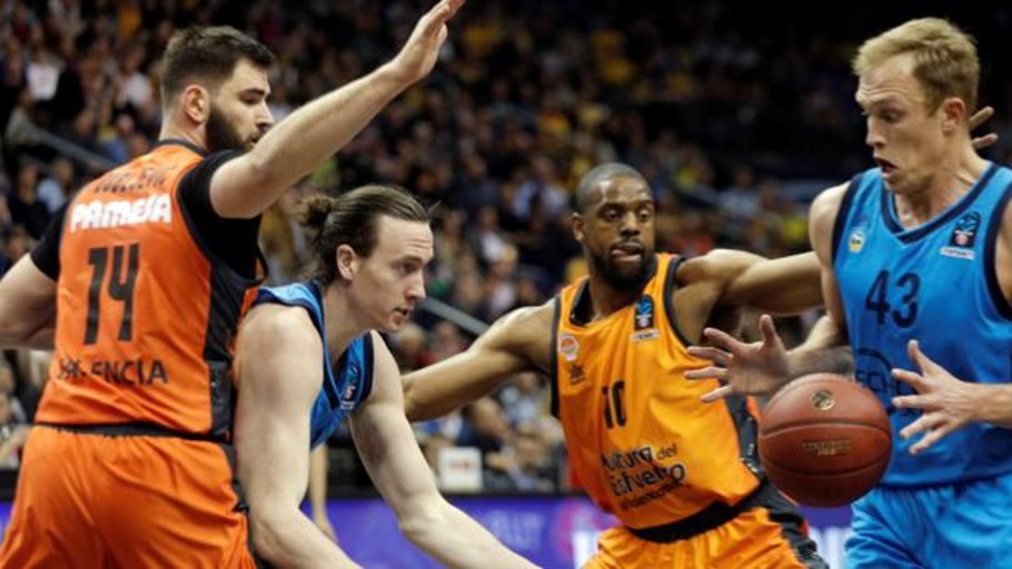 Valencia Basket-Alba Berlín en directo