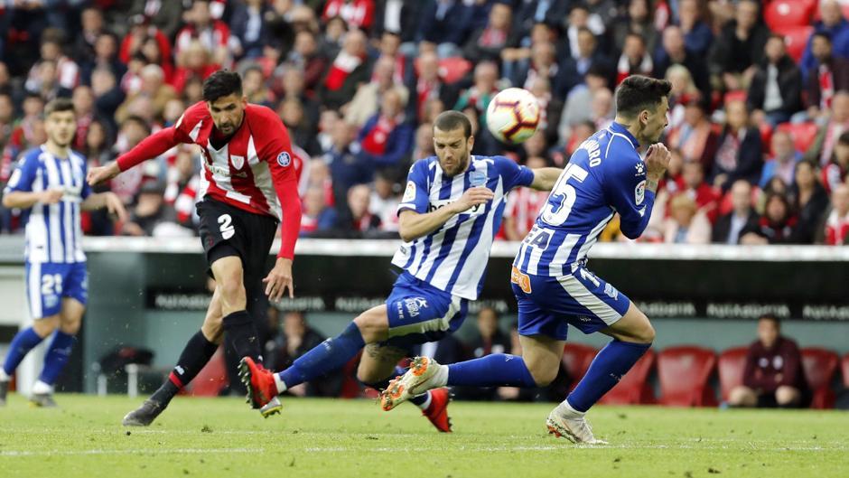 LaLiga Santander (J35): Resumen y goles del Athletic 1-1 Alavés