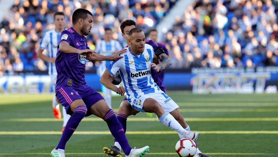 LaLiga (J35). Resumen del Leganés 0-0 Celta de Vigo