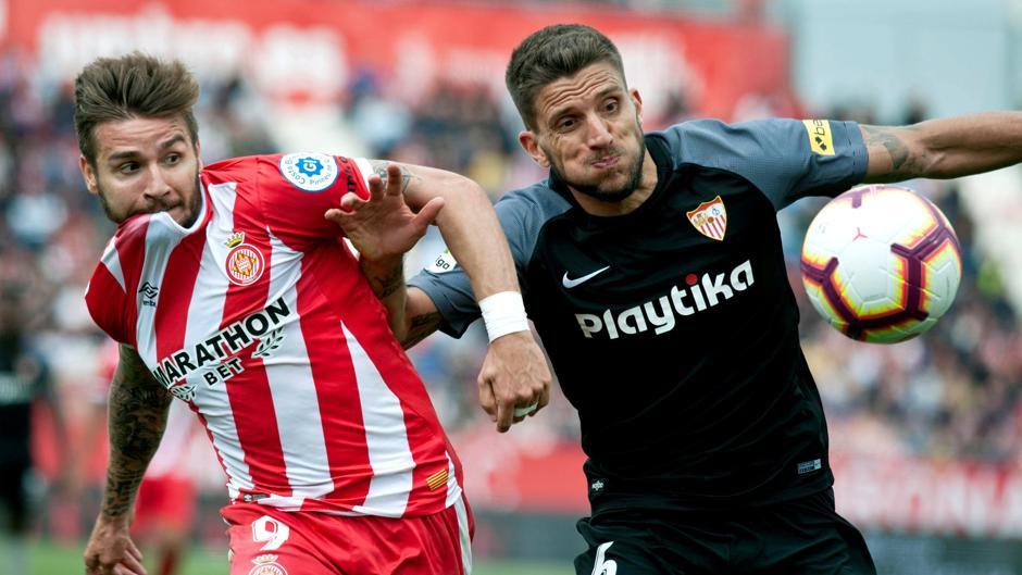 LaLiga Santander (J35): Resumen y gol del Girona 1-0 Sevilla
