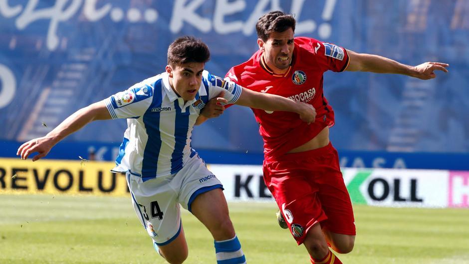 LaLiga Santander (J35): Resumen y goles de la Real Sociedad 2-1 Getafe