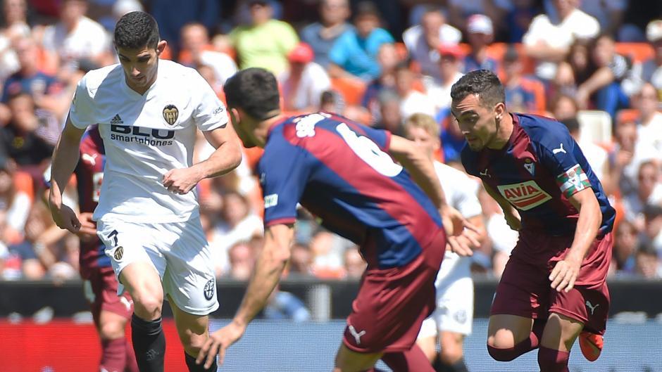 LaLiga Santander (J35): Resumen y gol del Valencia 0-1 Eibar