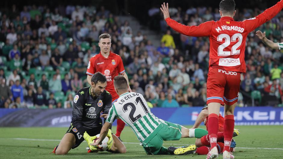 LaLiga Santander (J35): Resumen y goles del Betis 1-1 Espanyol