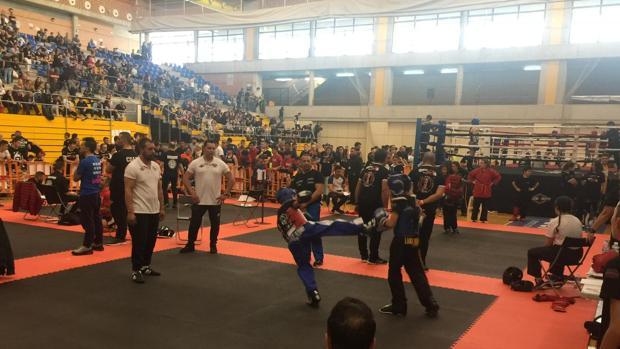 El campeonato amateur cuenta con numerosas disciplinas y se desarrolla en tres días