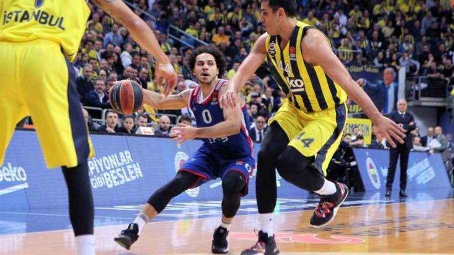 Fenerbahçe-Efes en directo