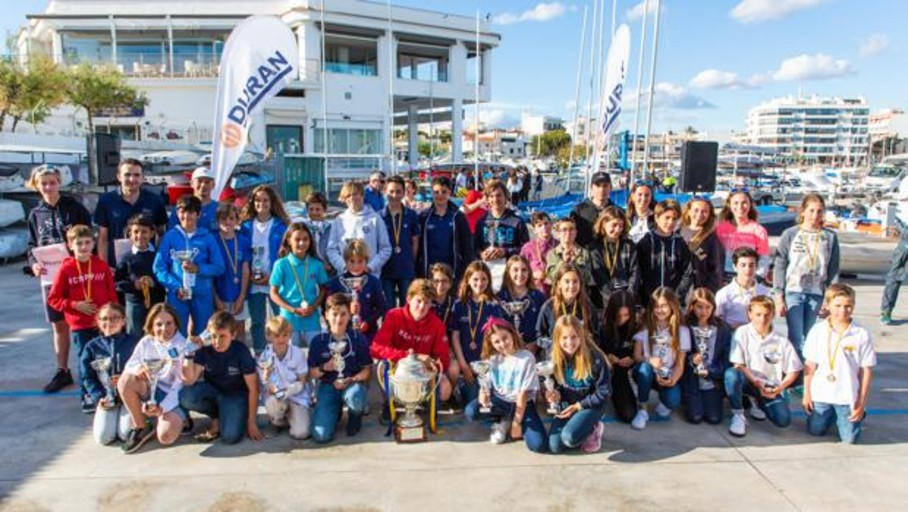 Javier Seguí gana el Trofeo Duran de Cala Gamba