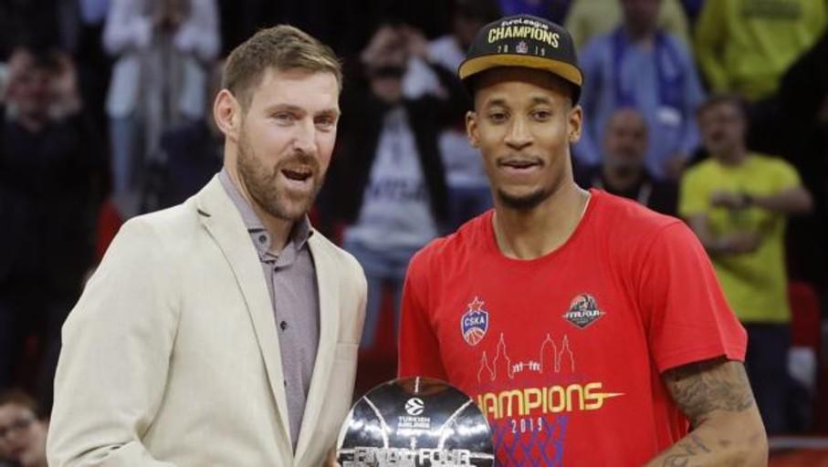 Clyburn, MVP de la final de la Euroliga