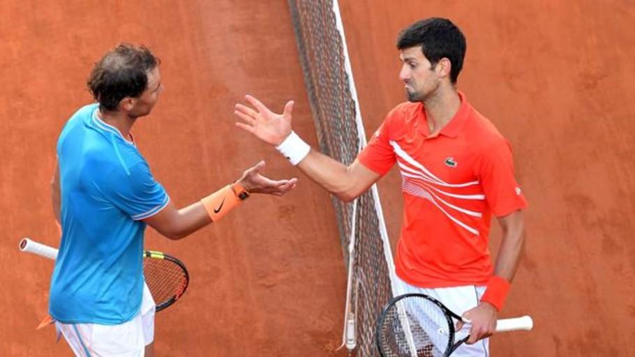 Djokovic: «Rafa ha sido demasiado fuerte hoy»