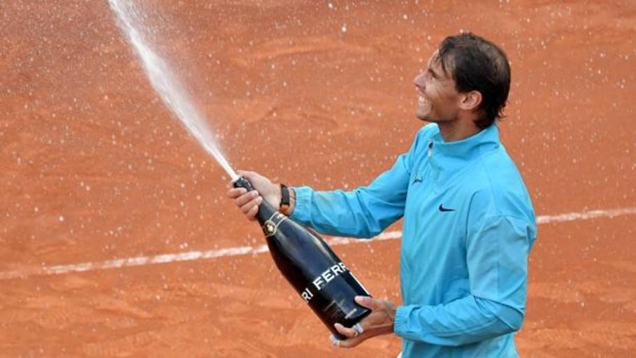 Nadal: «Ganar esta copa 14 años después de primera vez significa mucho»