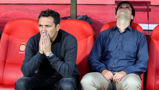 Eusebio Sacristán tras perder ante el Levante en la jornada 37