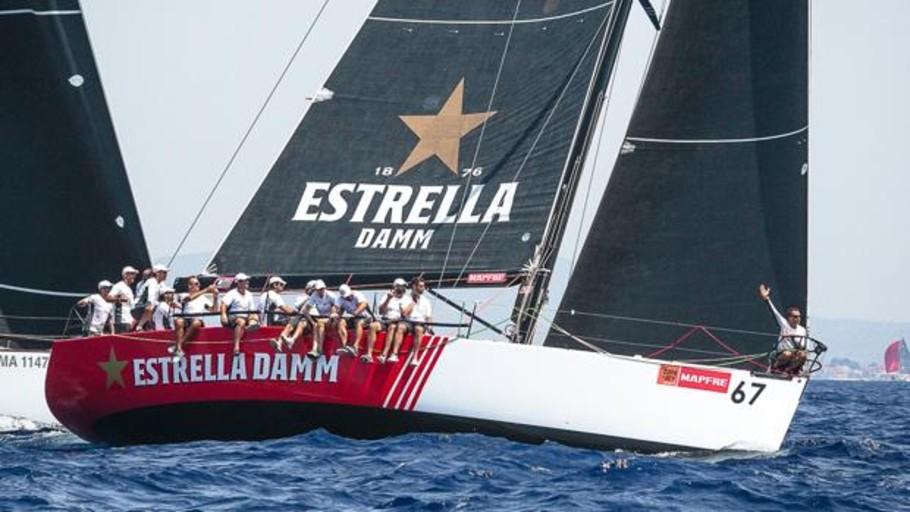 El «Estrella Damm» participará por primera vez en el Trofeo Conde de Godó
