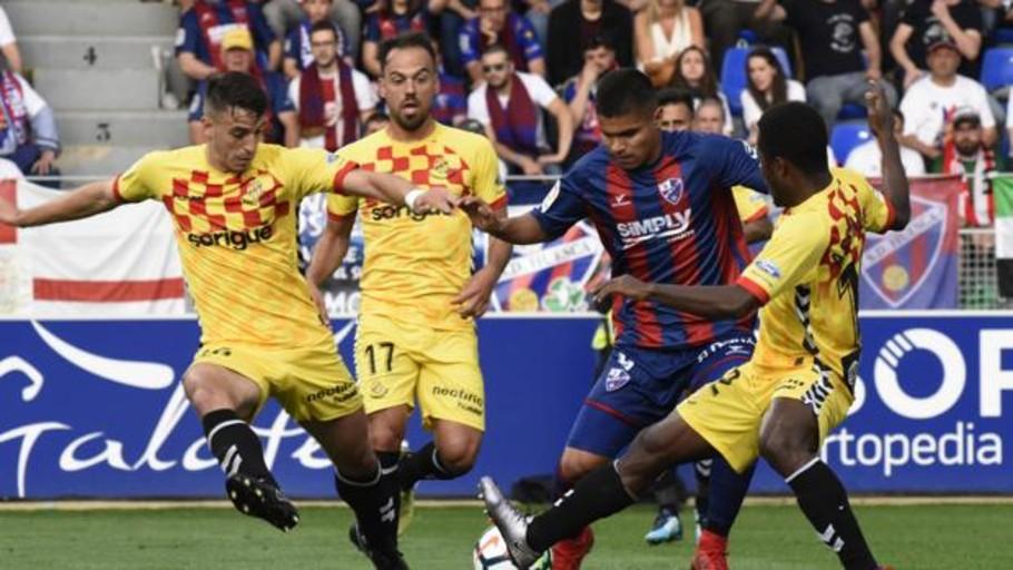 La Liga abre un expediente al Huesca-Nástic de la temporada 2017/18