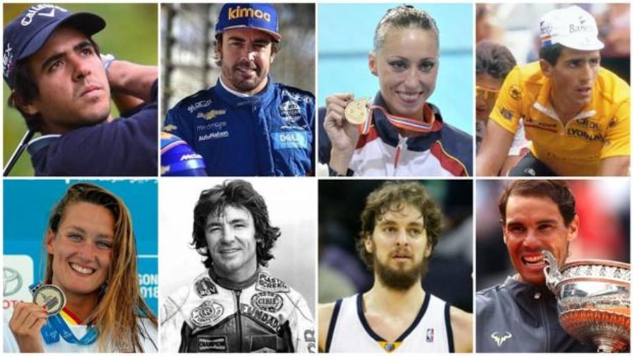Vota: ¿Quién es el mejor deportista español de la historia?