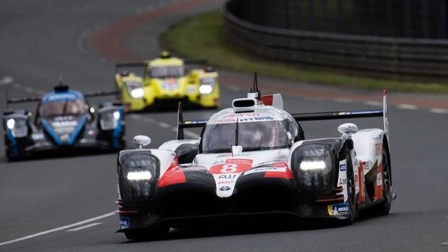 Le Mans, más tráfico que en la M30