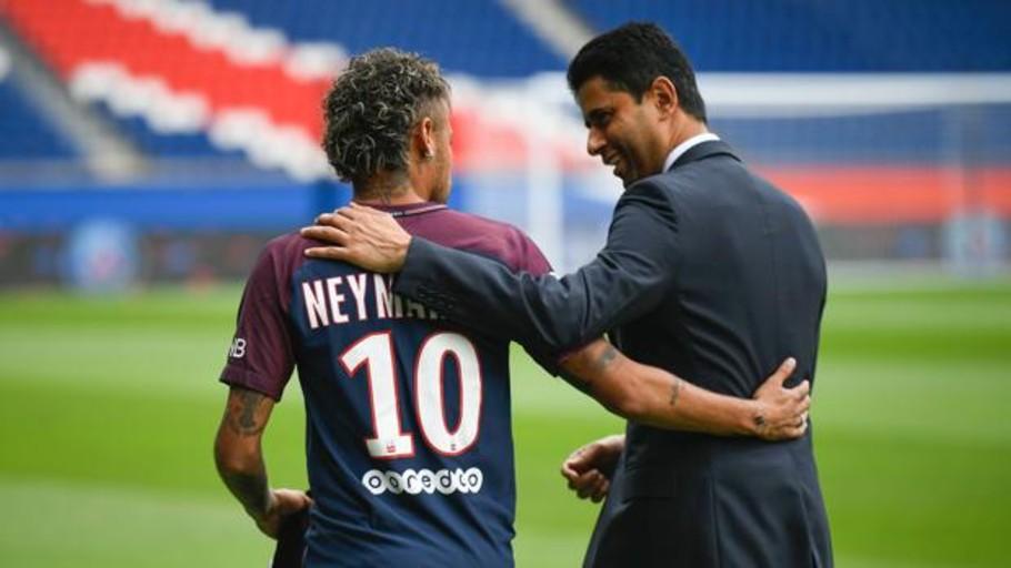 Neymar provoca debate en Barcelona