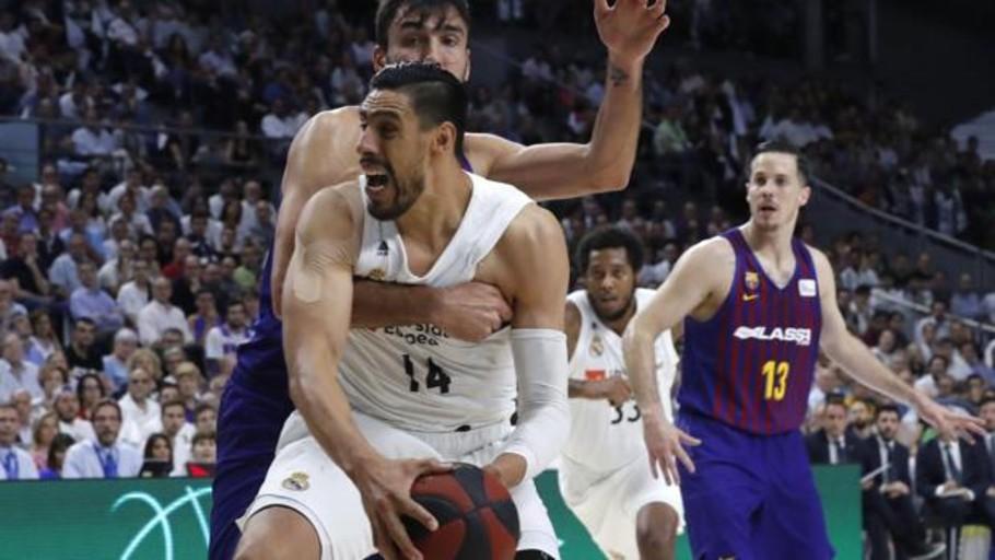 Horario y dónde el Barcelona-Real Madrid, cuarto partido de la final ACB en directo