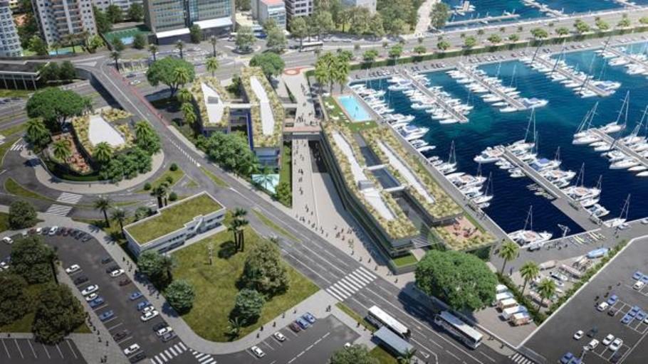 FCC y VOPSA desarrollarán la reforma que convertirá el Club de Mar en el puerto más moderno del Mediterráneo