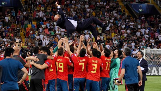 Así queda el palmarés del Europeo sub 21 tras la victoria de España