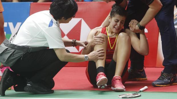 Una lesión maldita para los deportistas