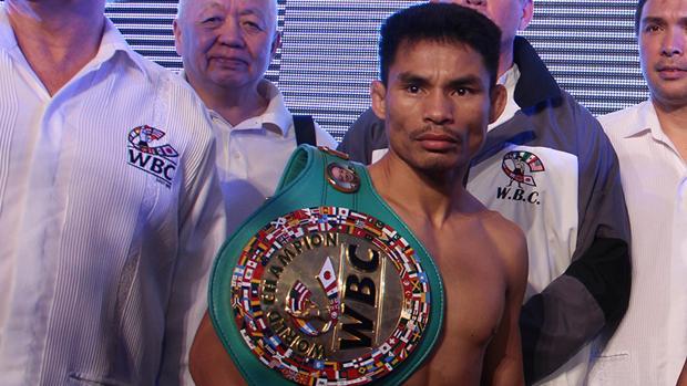 Chayaphon Moonsri, el tailandés inmaculado, da el salto a la meca del boxeo
