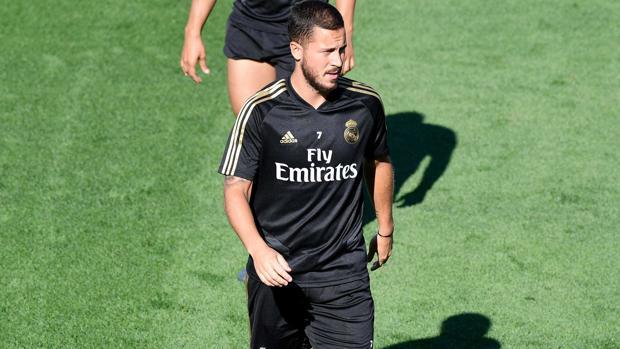 Hazard se lesiona y estará un mes de baja: objetivo, jugar frente al Levante en septiembre