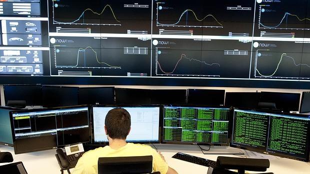 Centro de análisis de datos de Caixabank