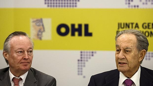 Josep Piqué es desde hace dos años la mano derecha del presidente de OHL, Juan Miguel Villar Mir