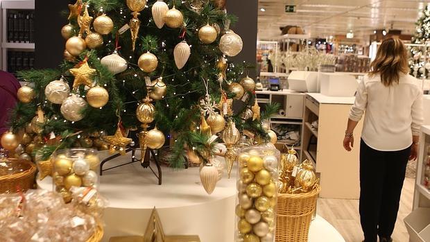 El corte ingl s contratar a personas para la - Adornos navidenos en ingles ...