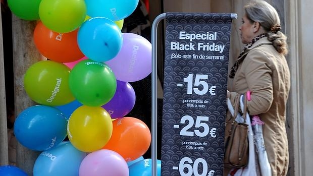 «Black Friday», los comercios que aplicarán descuentos en España