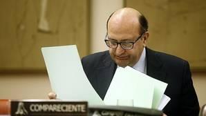 El presidente del Tribunal de Cuentas, Ramón María Álvarez de Miranda