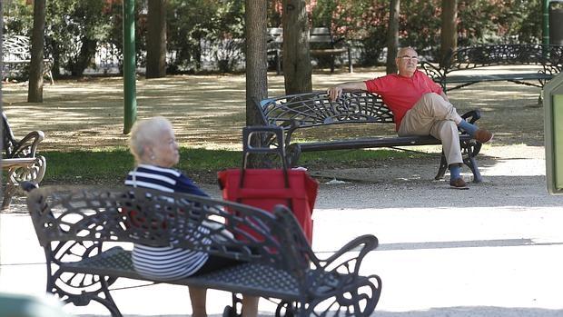 Jubilados españoles en Córdoba