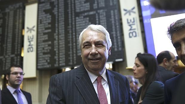 El presidente de Bolsas y Mercados Españoles (BME), Antonio Zoido