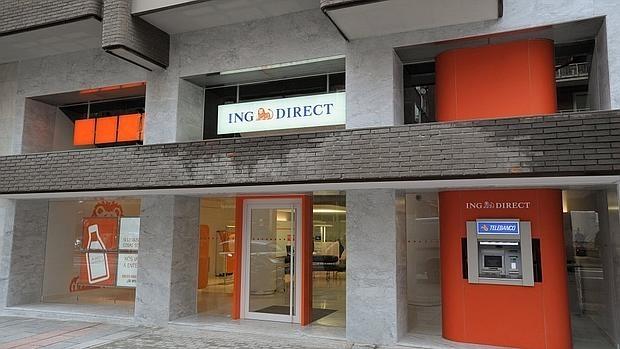 Los clientes de ing podr n usar gratis los cajeros de for Oficina ing direct madrid