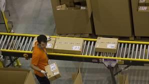 Amazon ha sido una de las empresas que ha contratado personal en Navidad