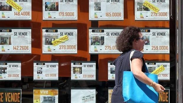 Respecto a octubre, la compraventa de viviendas volvió a despuntar el 5,3%