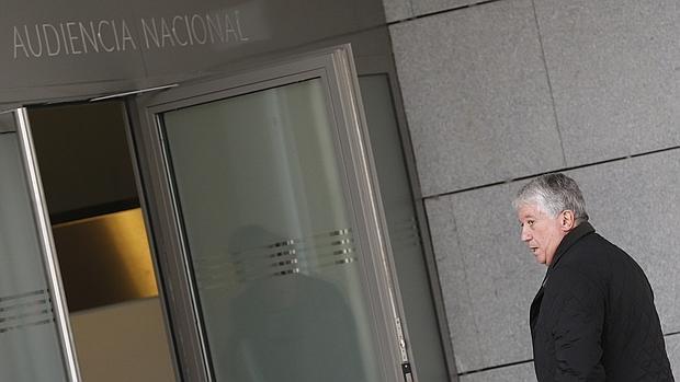 Junto con Arturo Fernández ha presentado también su renuncia el hasta ahora vicepresidente primero de la Cámara de Comercio de Madrid, MIguel Corsini