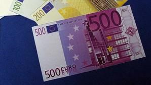 El peso de los billetes grandes sobre el dinero total en nuestro país es más del doble que en la zona Euro
