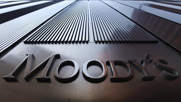 Fachada de la central de Moody's en Nueva York