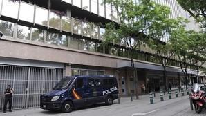 Edificio de la agencia Tributaria de Barcelona