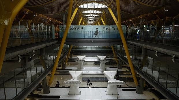 Una sentencia del Supremo puede lastras la capacidad del aeropuerto de Adolfo Suárez Madrid Barajas