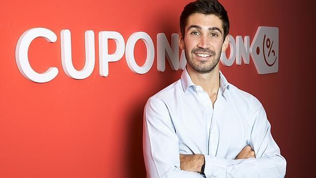 Pedro Clavería, CEO de CupoNation