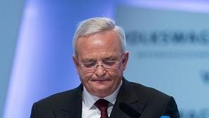 Martin Winterkorn, expresidente de Volkswagen, en una fotografía de archivo de 2014