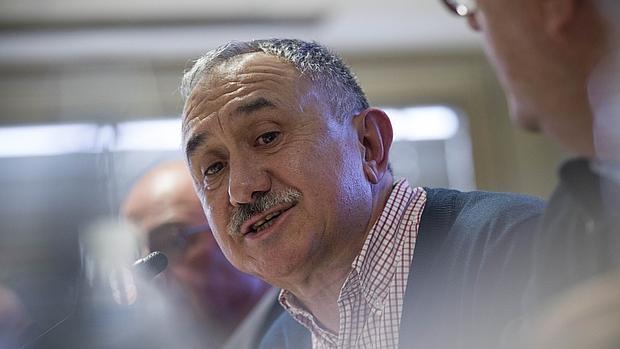 José María Álvarez, secretario general de UGT en Cataluña