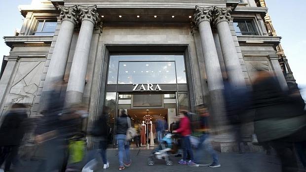 Zara, el buque insignia de Inditex