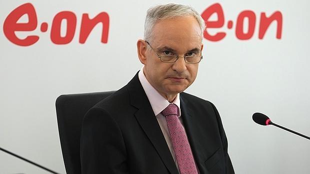 El presidente de la junta directiva de E.ON, Johannes Teyssen