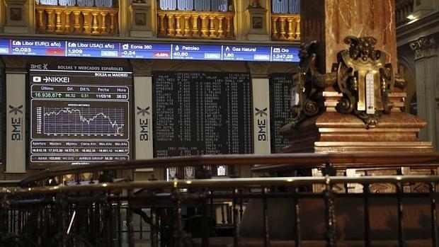 Las empresas del Ibex 35 recortaron en 7.600 millones sus beneficios en 2015