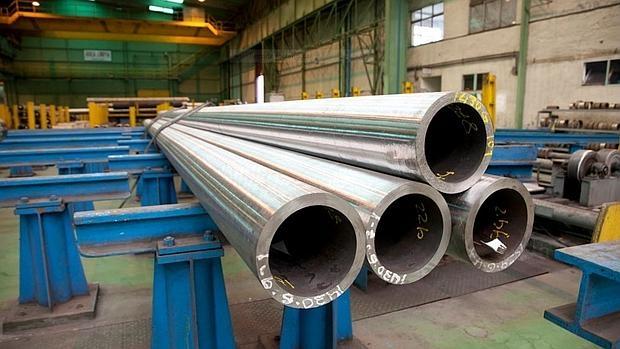UGT ha reconocido que el ERE en la planta de Amurrio se iba a plantear porque «no remonta la carga de trabajo»