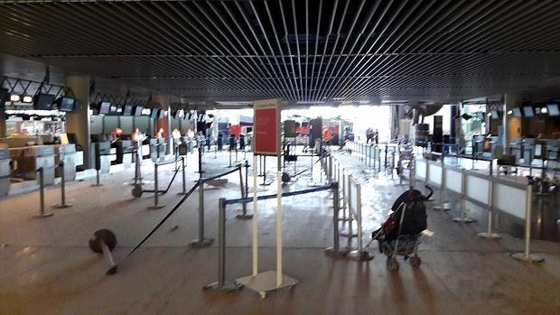 Hasta el s bado no habr vuelos en el aeropuerto de bruselas for Interior zaventem