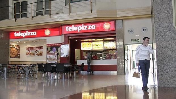Telepizza prevé captar de 500 a 600 millones de euros en su regreso a Bolsa el próximo mayo