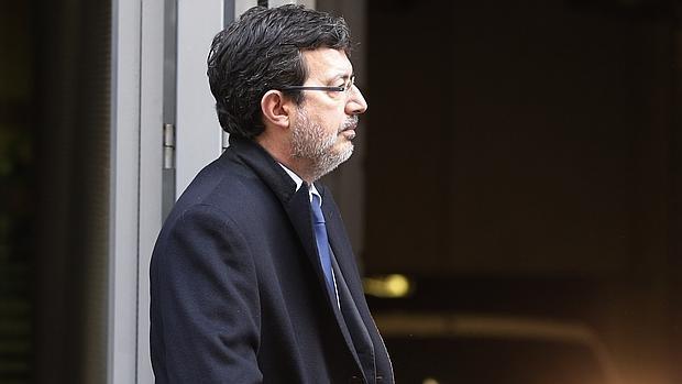 El juez Fernando Andreu